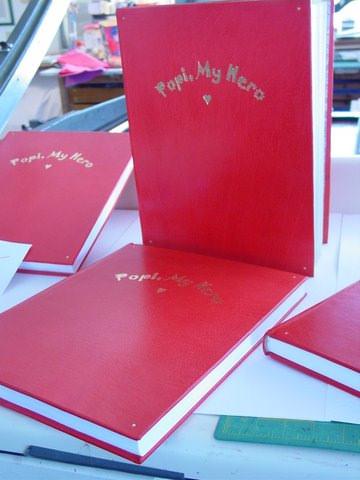 Fine Book Bindings byDea Sasso, Light of Day Bindery