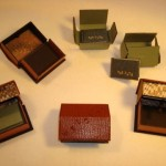 Miniature Books by Artist Dea Sasso