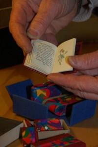 Miniature Books - Dea Sasso