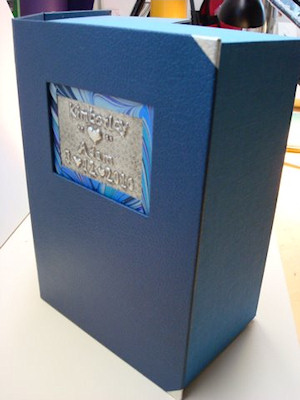 Protective Book Boxes by Dea Sasso - Light of Day Bindery