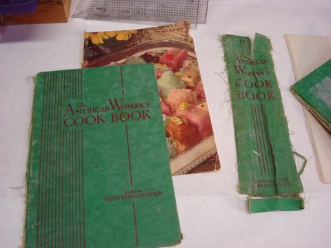 Book Repair, Book Restoration & Book Conservation by Dea Sasso