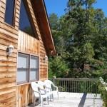 Brookgreen Chalet for Rent in Brasstown, NC