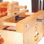Bindery in a Box Backing Press