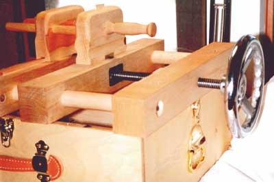Bindery in a Box Backing Press