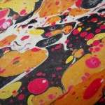 Paper Marbling by Dea Sasso